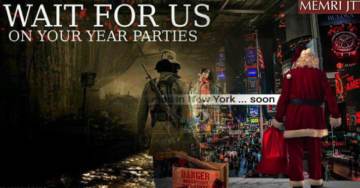 ISIS Calls for Bloodshed in New York City Over New Year's, Suggests Package Bombs and Snipers