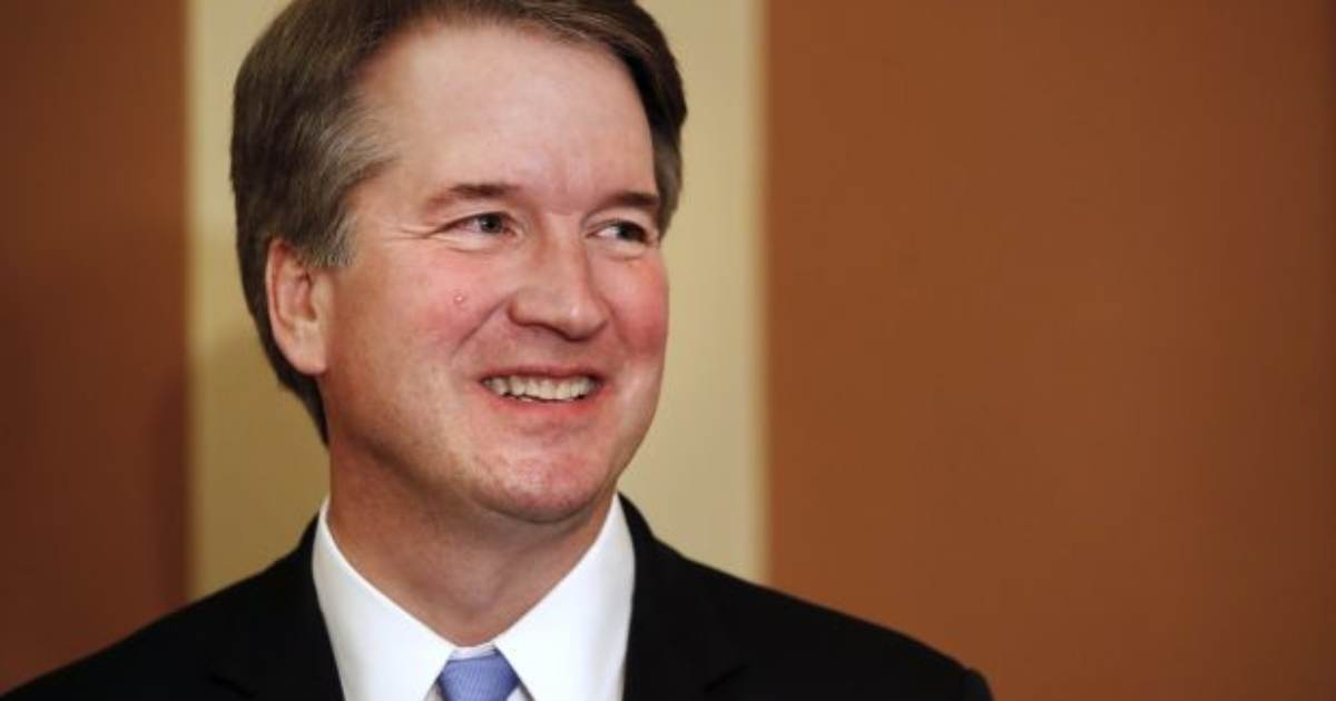 Conservative Writer Launches GoFundMe For Brett Kavanaugh and His Family