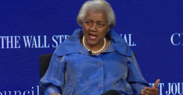 Donna Brazile Claims Hillary Clinton Will Not Run in 2020