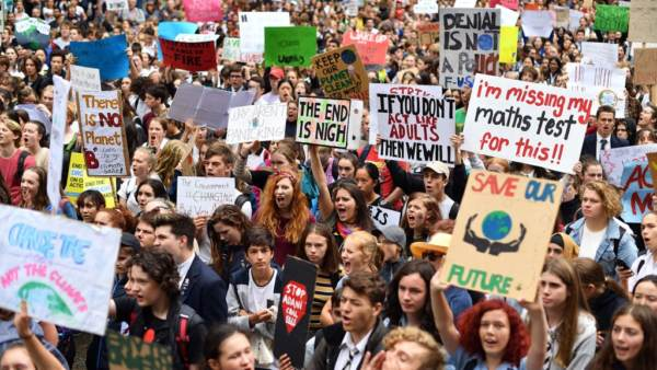 Climate Protest