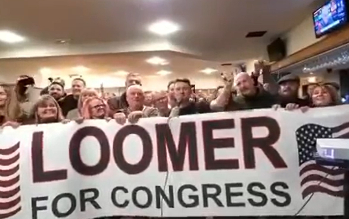 Tommy Robinson Throws UK Event To Support Laura Loomer's Congressional Run, 'A Vote For Loomer Is A Vote Against Censorship'