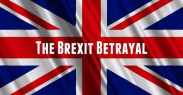 #TheGreatBetrayal: Tommy Robinson to Host Massive March in London Over Brexit, Grooming Gangs, and More