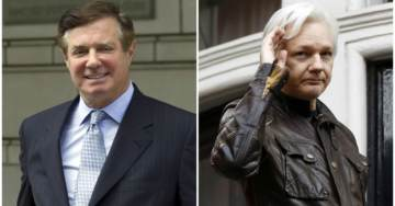 Former Senior Diplomat at Ecuador's London Embassy Calls BS on the Guardian's Fake Story About Manafort Meeting With Assange