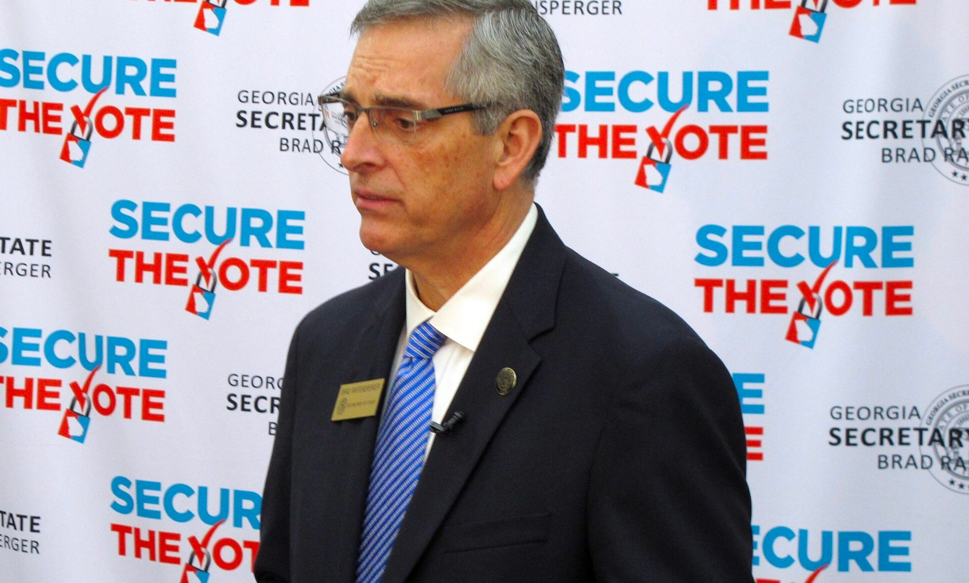 Lin Wood lawsuit challenges GA secretary of state's dark unconstitutional agreement with Hillary attorney Marc Elias