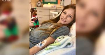 Christmas Miracle: Doctors Baffled After Little Girl's Inoperable Brain Tumor Vanishes