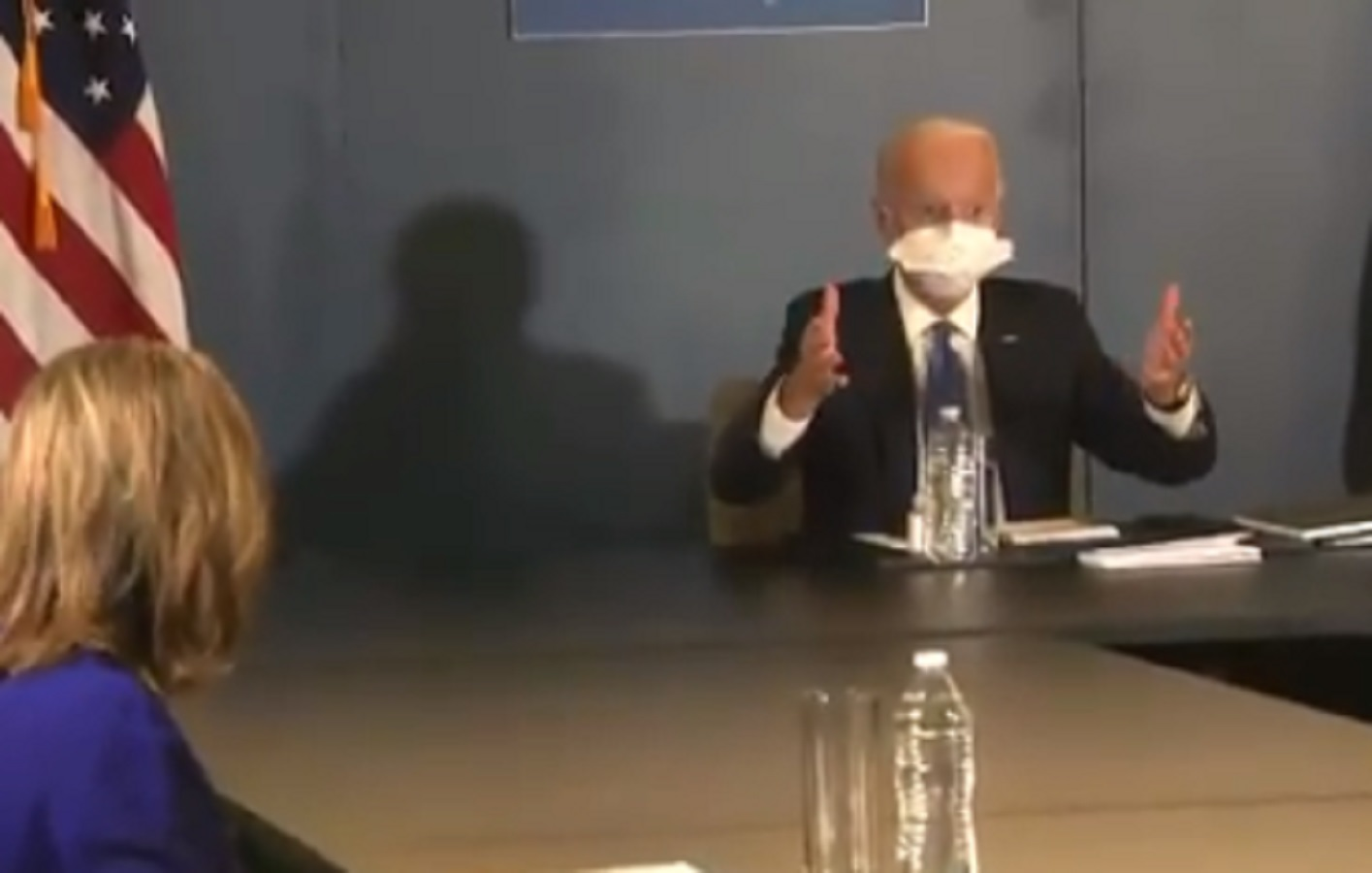 WATCH: Biden Scolds Reporter For Asking About Coronavirus and Schools, Doesn't Answer Question