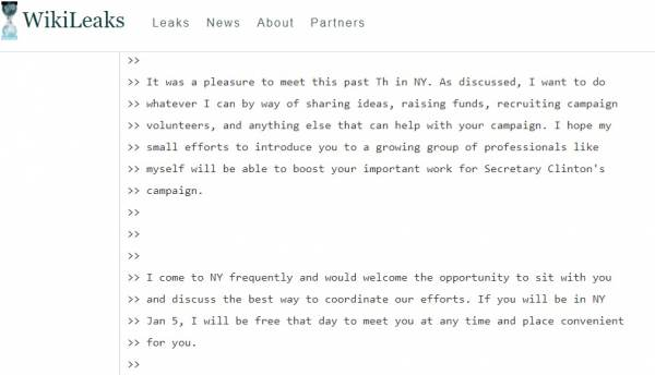 Dominion Advisor Met With John Podesta Offering 'Anything' That Would Help Defeat Trump, According to Email Released by WikiLeaks 1-773-600x344