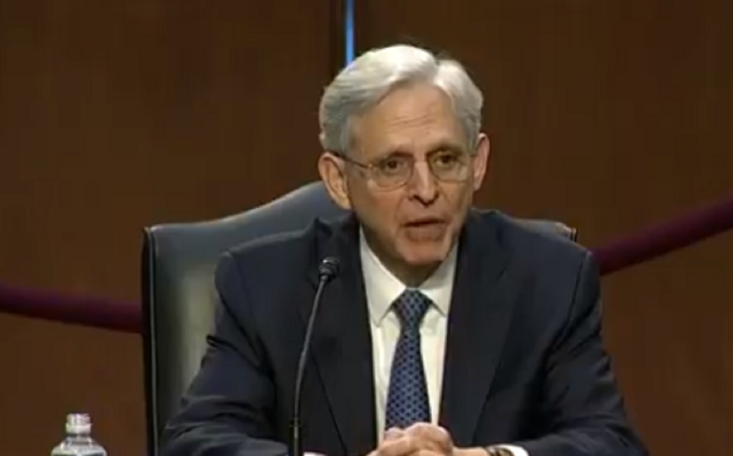 WATCH: Biden AG Nominee Merrick Garland Refuses to Call Illegally Crossing the Border a Crime