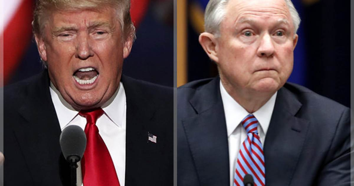 TRUMP UNLEASHED: Jeff Sessions Should Be Ashamed of Himself For Allowing Mueller HOAX to Get Started in the First Place