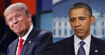 POTUS Trump Rips Obama For Doing Nothing About So-Called Russian Meddling 'He Thought Crooked Hillary Was Going to Win'