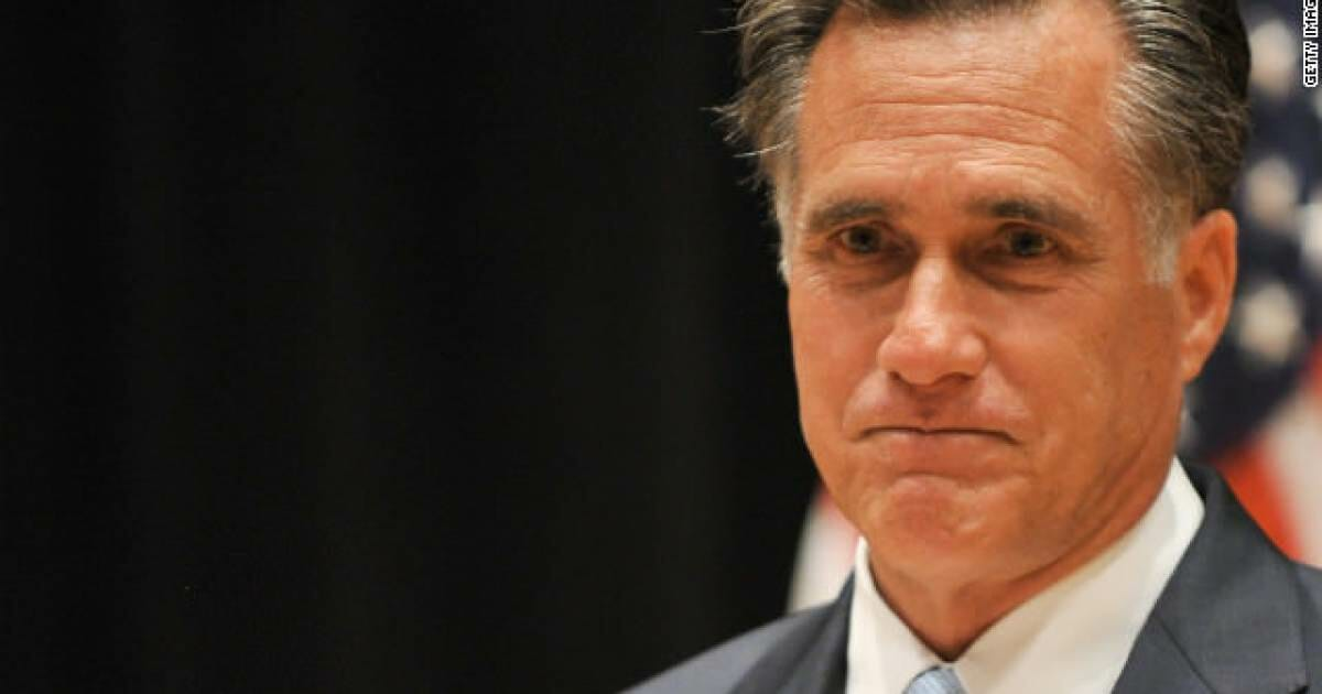 Never-Trump Globalist Mitt Romney is Very Sad and Pouting Over John Bolton Getting Canned