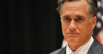 FIGURES. Trump-Hating RINO Mitt Romney Trashes Trump Following Release of Mueller Report: 'I am Appalled and Sickened'