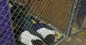 "Viral ""First Look"" Photo Of Caged Children At ICE Detention Center Sets Off Liberal Fire-Storm… Only It Happened Under Obama"