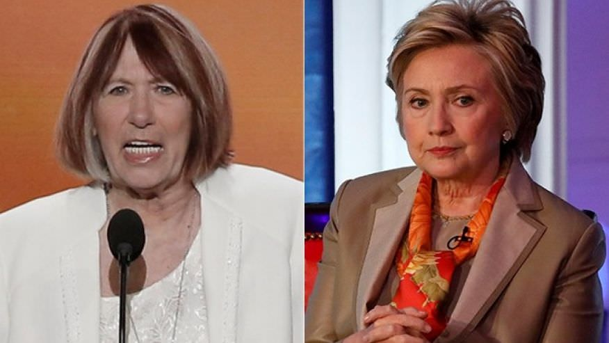 Benghazi Victim's Mother SLAMS Hillary Clinton For Lamenting How the Attack Hurt Her Politically