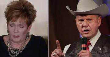 BREAKING: Accuser LIED About Having No Contact With Roy Moore After Alleged Sexual Assault — JUDGE MOORE DISMISSED HER DIVORCE ACTION!