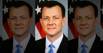 COVER-UP: FBI Blocks Information About Trump-Hater Peter Strzok From Website