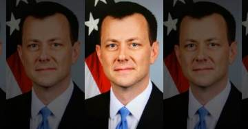 'Congress Should Get Answers' GOP Lawmakers Rip DOJ For Hiding Peter Strzok Had Personal Relationship With Judge Involved in Flynn Case