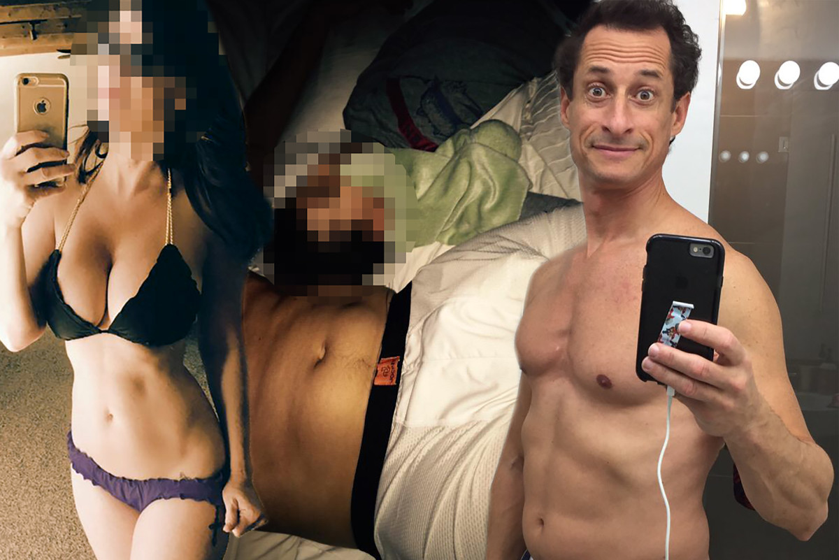 Prosecutors Seeking 2 Years Prison for Anthony Weiner in Underage Sexting Scandal