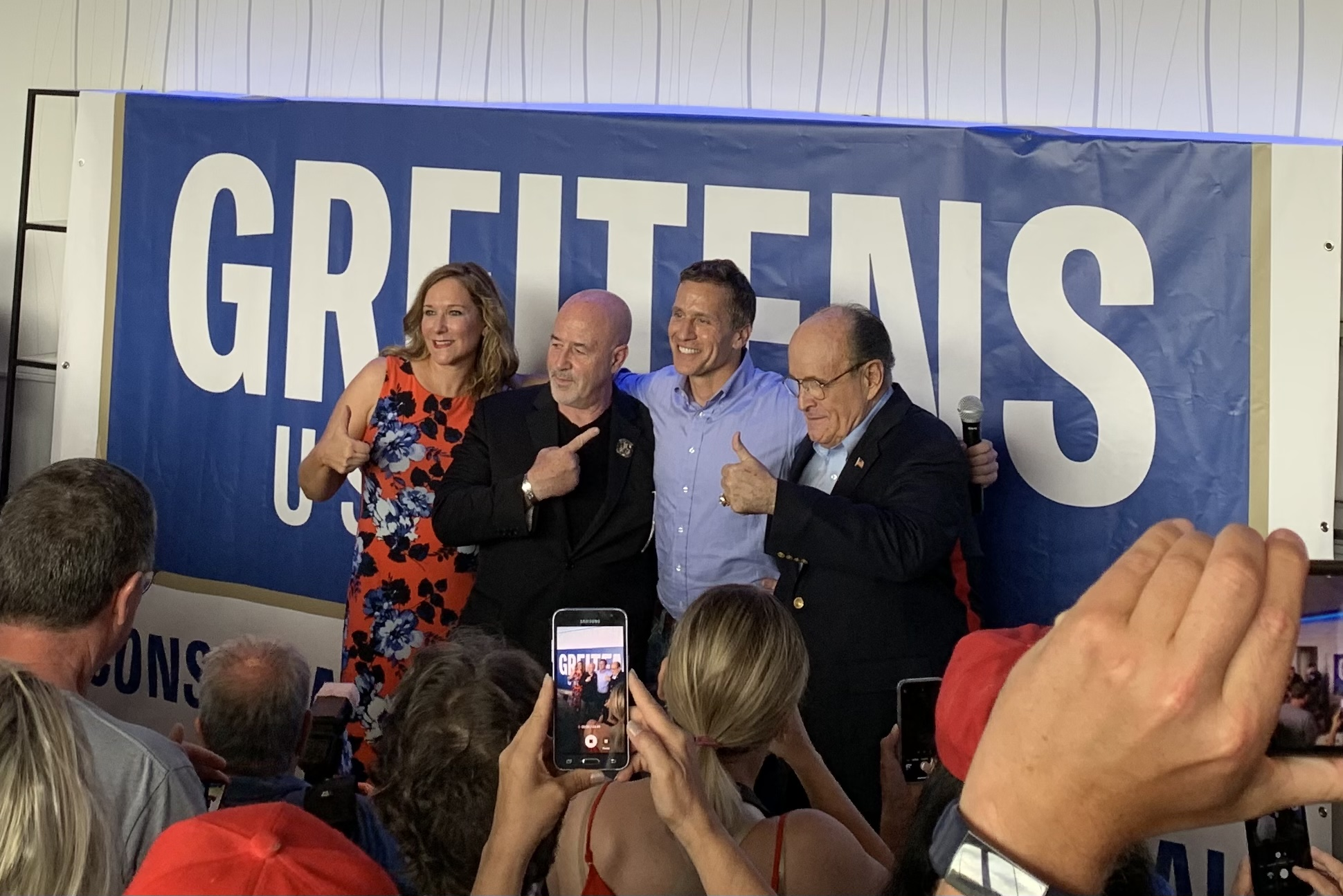 As Trump Allies Back Navy SEAL Eric Greitens for US Senate, Never-Trumpers Line Up Behind RINO Eric Schmitt