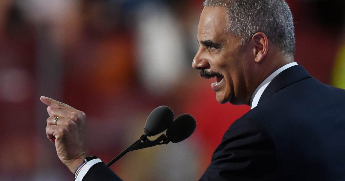 """Obama's Corrupt AG Eric Holder Viciously Attacks Bill Barr For Launching Massive Investigation Into Spygate, """"He is Not Fit to Lead DOJ"""""""