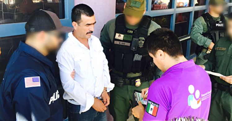 ICE Deports Man With Criminal History in U.S., Wanted For MURDER in Mexico