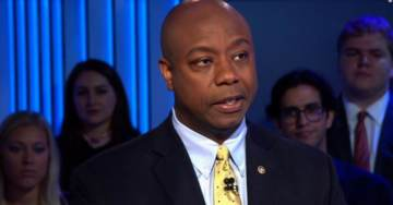 "WATCH: Republican Senator Tim Scott Says ""No Way In The World"" Senate Will Convict President Trump"