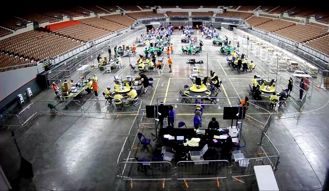 TGP EXCLUSIVE: What I Witnessed on the Arizona Auditing Floor – The Ballots Are Scanned, Tested and Documented – The Process is Well Organized and VERY Secure