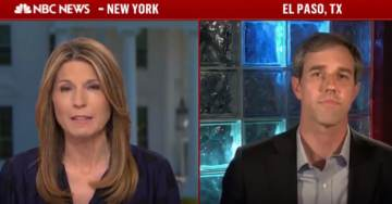 MSNBC's Nicolle Wallace to Beto O'Rourke: What Can We Do to Better Cover Your Candidacy? (VIDEO)