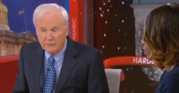 Chris Matthews: Trump's Letter to Pelosi Made Democrats 'Look Like Fools' (VIDEO)
