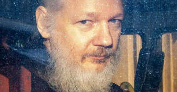 Julian Assange Now in Hospital Wing of British Prison, Lawyer Says He's In Such Bad Shape That He Can't Have Normal Conversations