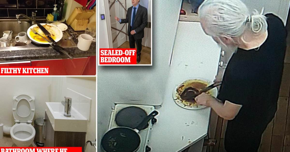 photo image WTH? Ecuador releases Photos of Two Dirty Dishes and Spotlessly Clean Bathroom — Media Claims it's a 'Fetid Lair'