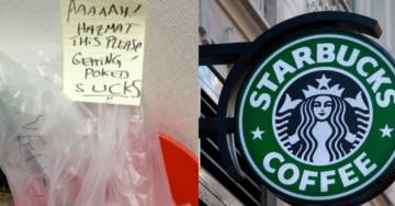 Starbucks Installs Needle Disposal Units After Workers Pricked With Bloody Hypodermics Left in Bathrooms