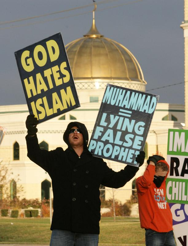 muslim singles in westboro Share all muslims are often blamed for single acts of terror psychology explains how as my colleagues at vox have for the meanness of the westboro baptist.