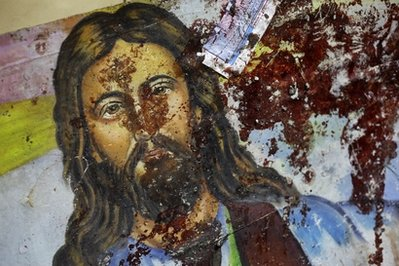 Mideast Egypt Church Attack
