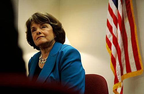 No Lives Matter: Feinstein Warns That Government Shutdown Would Kill People — But May Do It Anyway