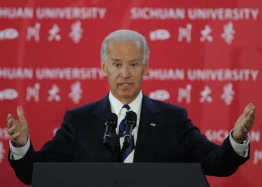 Democrat Presidential Candidate Joe Biden's Charitable Organizations Refuse to Reveal Sources of their Funding (i.e. China)