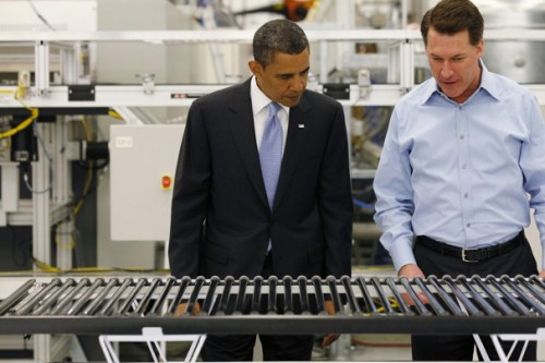 solyndra obama