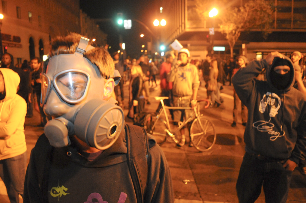 occupy oakland attack