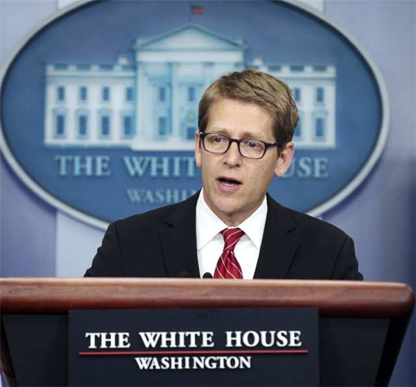 WOW! White House Spin Doctor Jay Carney Steps Down