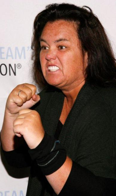 Rosie O'Donnell Compares Donald Trump's Presidential Victory to 9/11