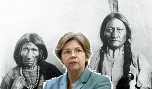 FAIL=> Elizabeth Warren Responds to Trump's 'Pocahontas' Jab and it Immediately Backfires