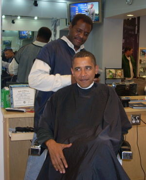 Your Tax Dollars at Work… Obama Flies in Barber From Chicago Every 10-14 Days