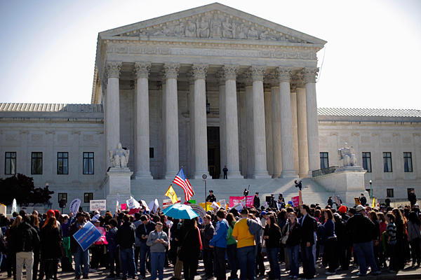 SCOTUS Rules 5-4 Against Public Unions in Harris vs. Quinn Decision