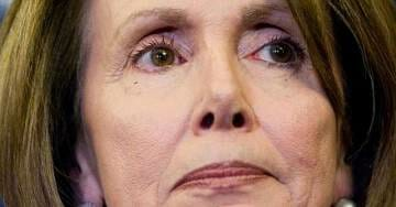 Pelosi's History of Abusing Military Travel – Bringing Family Members Aboard – Serving Top Shelf Liquor on Taxpayer Dime