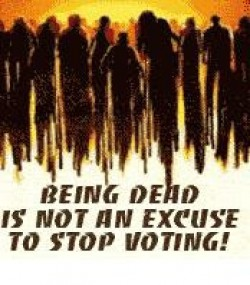 dead voters zombies