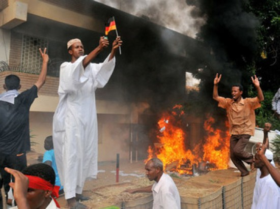 SUDAN-ISLAM-FILM-UNREST-GERMANY