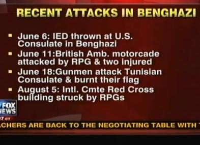 recent attacks