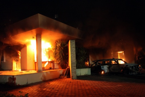 Breaking gt gt gt obama administration s first response to benghazi attack