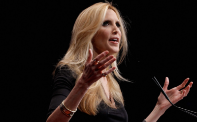 coulter e1352867673220 - Delta Airlines Respond to Ann Coulter: Here's 30 Bucks Now Shut the Hell Up (Video)