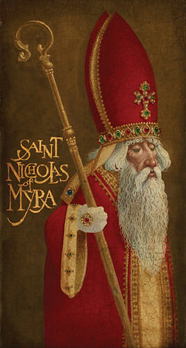 Catholic - St. Nicholas of Myra